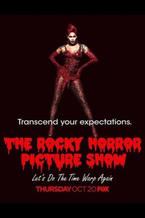Affiche The Rocky Horror Picture Show: Let's Do the Time Warp Again