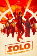 affiche Untitled Han Solo Star Wars Anthology Film