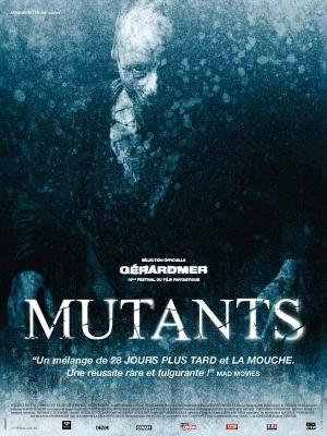 Affiche Mutants