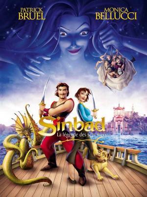 Affiche Sinbad - la légende des sept mers