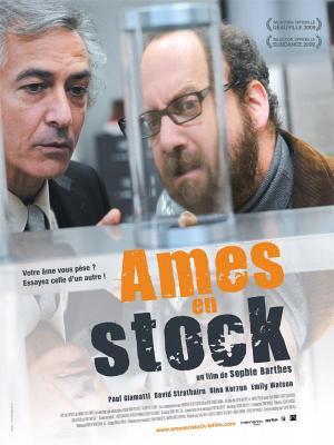Affiche Ames en stock