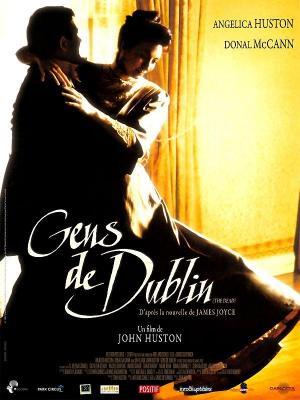 Affiche Gens de Dublin