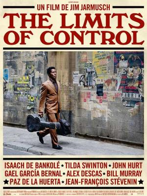 Affiche The Limits of Control
