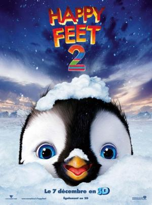Affiche Happy Feet 2
