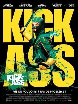 Affiche Kick-Ass