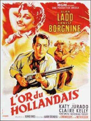 Affiche L'Or du Hollandais