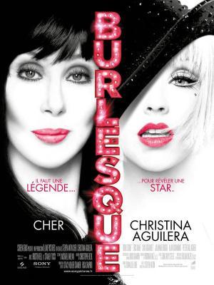 Affiche Burlesque