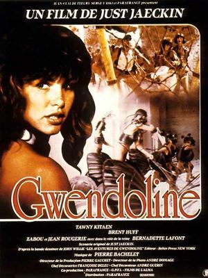 Affiche Gwendoline