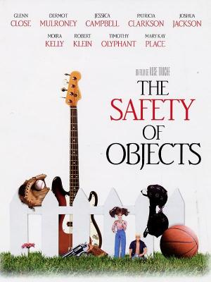 Affiche The Safety of Objects