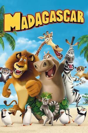 Affiche Madagascar