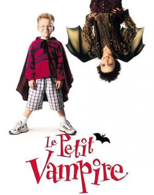 affiche Le Petit vampire