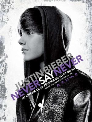 Affiche Justin Bieber: Never Say Never