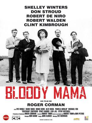 Affiche Bloody Mama