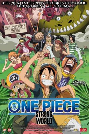 Affiche One Piece - Strong World