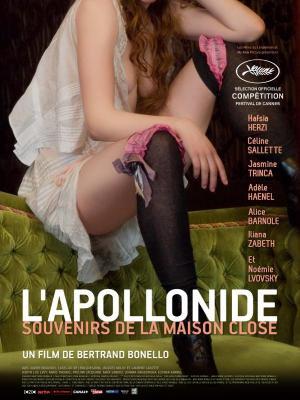 Affiche L'Apollonide - souvenirs de la maison close