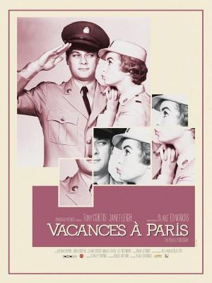 Affiche Vacances à Paris