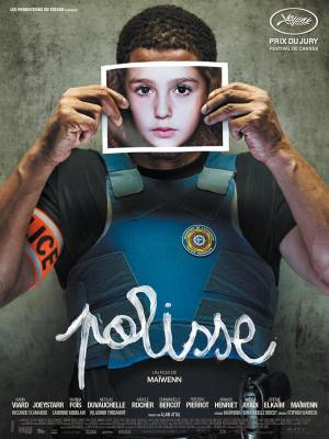 affiche Polisse