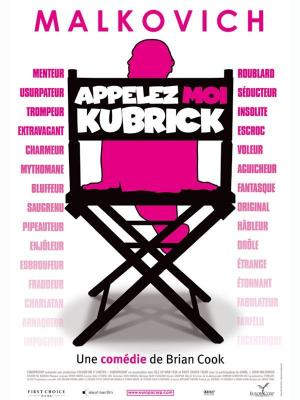 Affiche Appelez-moi Kubrick