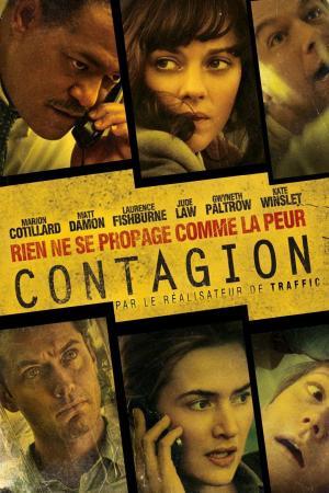 Affiche Contagion