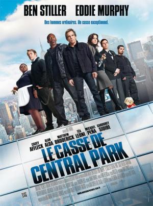 Affiche Le Casse de Central Park