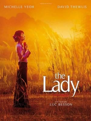 Affiche The Lady