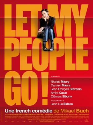 Affiche Let My People Go !