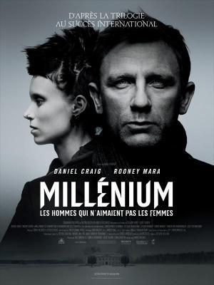 Affiche Millenium : Les hommes qui n'aimaient pas les femmes