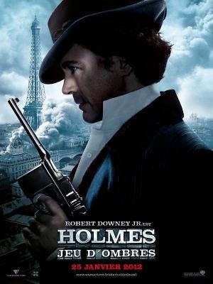 Affiche Sherlock Holmes 2 : Jeu d'ombres