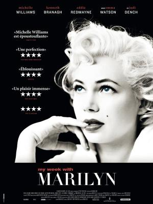 Affiche My Week with Marilyn