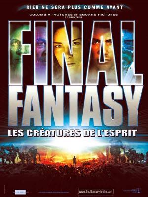 Affiche Final fantasy, les créatures de l'esprit