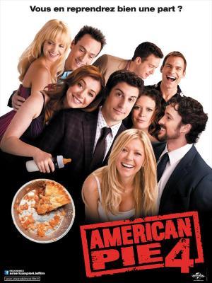 Affiche American Pie 4