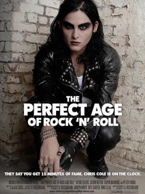 Affiche The Perfect Age of Rock 'n' Roll