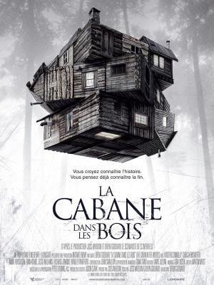 Affiche La Cabane dans les bois
