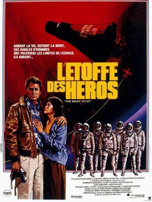 Affiche L'Etoffe des héros