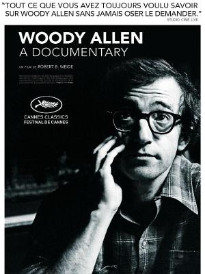 Affiche Woody Allen: A Documentary