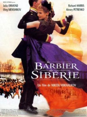 affiche Le Barbier de Siberie