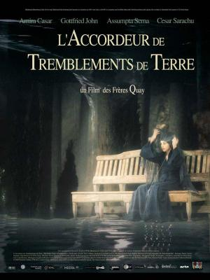 Affiche L'Accordeur de tremblements de terre