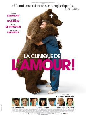 Affiche La Clinique de l'amour !