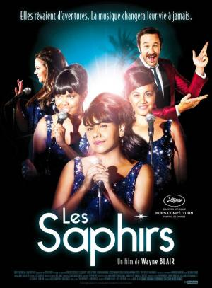 Affiche Saphirs