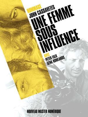 Affiche Une femme sous influence