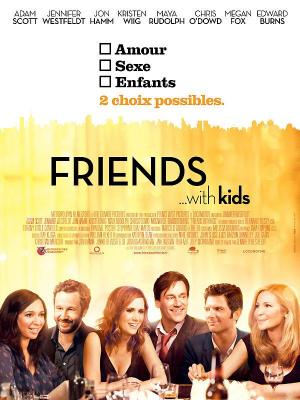 Affiche Friends With Kids