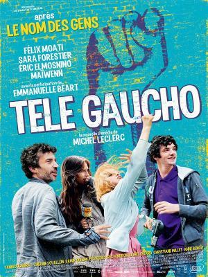 Affiche Télé Gaucho