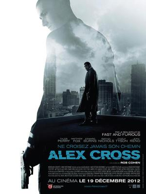 Affiche Alex Cross