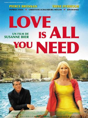 Affiche Love is all you need