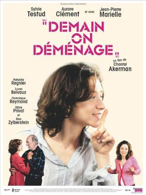 Affiche Demain on déménage