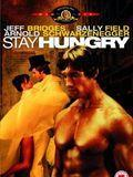 Affiche Stay Hungry