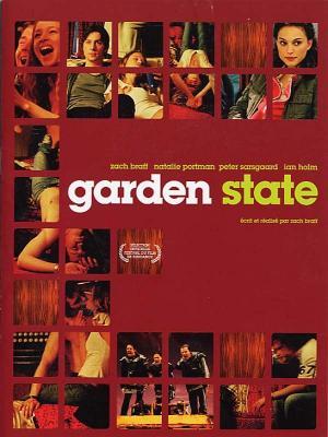Affiche Garden State