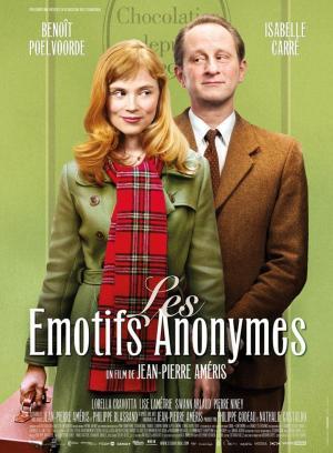 Affiche Les Émotifs anonymes