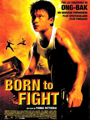 Affiche Born to Fight