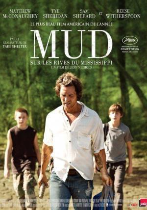 Affiche Mud - Sur les rives du Mississippi